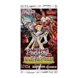 YUGIOH BOOSTER X 5 CARTAS - DARK SAVIORS