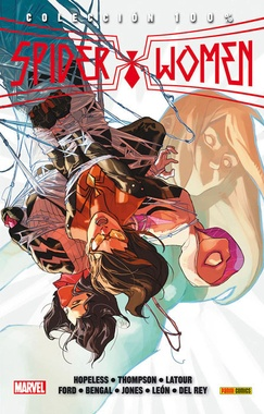 COLECCION 100 % MARVEL: SPIDERWOMAN