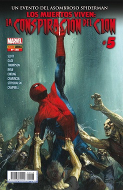 EL ASOMROSO SPIDERMAN # 128