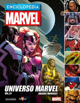 ENCICLOPEDIA MARVEL 2017 # 98 UNIVERSO MARVEL VOL. 23