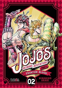 JOJOS BIZARRE ADVENTURE PHANTOM BLOOD # 02