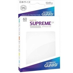 PROT ULTIMATE GUARD SMALL BLANCO MATE X 60