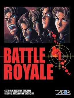 BATTLE ROYALE # 01 DE 15