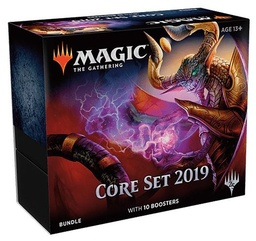 BUNDLE MAGIC CORE SET 2019