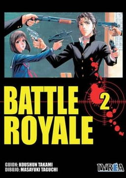 BATTLE ROYALE # 02 DE 15  (REEDICION)