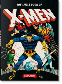 THE LITTLE BOOK OF X - MEN