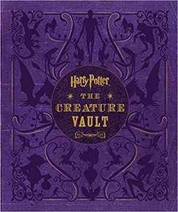 HARRY POTTER: THE CREATURE VAULT (INGLES)