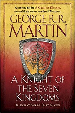 A KNIGHT OF THE SEVEN KINGDOMS PAPERBACK (INGLES)