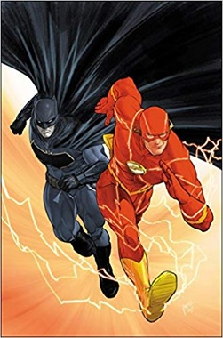 BATMAN/THE FLASH BUTTON DELUXE EDITION (INGLES)