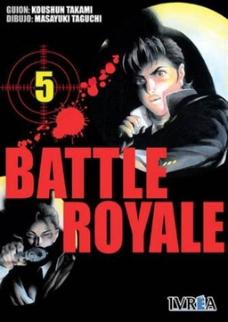 BATTLE ROYALE # 05 DE 15