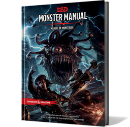 DUNGEONS & DRAGONS 5TA - MANUAL DE MONSTRUOS