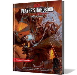 DUNGEONS & DRAGONS 5TA - MANUAL DEL JUGADOR