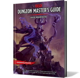 DUNGEONS & DRAGONS 5TA - GUÍA DEL DUNGEON MASTER
