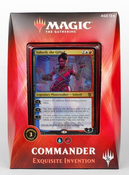 COMMANDER 2018 MAGIC