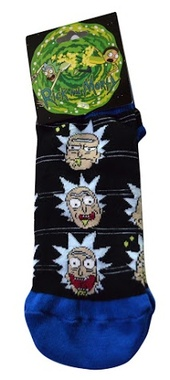 MEDIAS RICK AND MORTY - RICK
