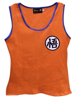 REMERA DRAGON BALL - MUSCULOSA GO