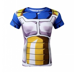REMERA DRAGON BALL - VEGETA