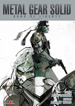 METAL GEAR SOLID - SONS OF LIBERTY # 02