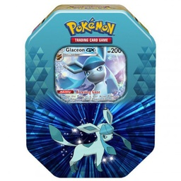 LATA POKEMON - EVOLUTION CELEBRATION TIN: GLACEON GX