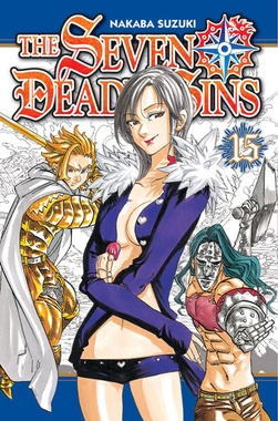THE SEVEN DEADLY SINS # 15