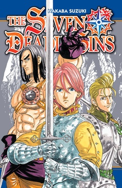 THE SEVEN DEADLY SINS # 16