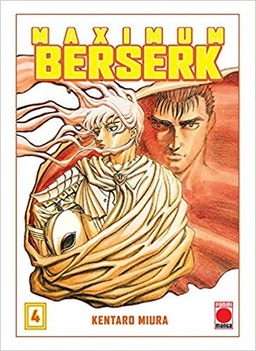 BERSERK MAXIMUM # 04