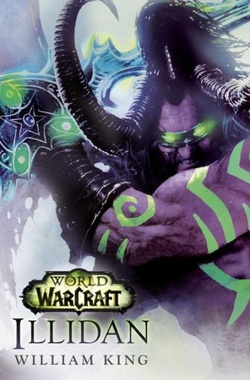 WORLD OF WARCFRAFT - ILLIDAN