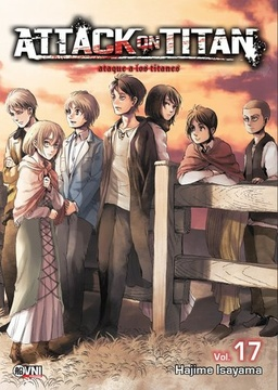 ATTACK ON TITAN # 17