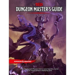 D&D 5TH DUNGEON MASTER´S GUIDE