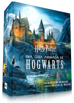 HARRY POTTER: HOGWARTS, UNA GUÍA ANIMADA