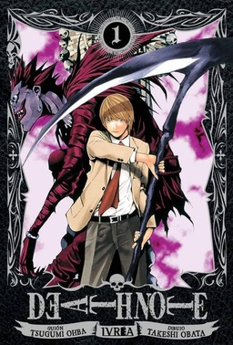 DEATH NOTE # 01