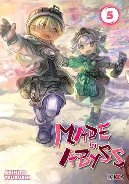 MADE IN ABYSS # 05