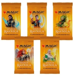 BAGIC BOOSTER X 15 CARTAS - GUILDS OF RAVNICA