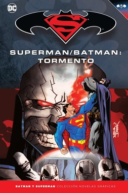 COLECC. NOV. GRAFICAS BATMAN Y SUPERMAN # 27 - SUPERMAN7BATMAN: TORMENTO