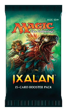 MAGIC BOOSTER X 15 - IXALAN