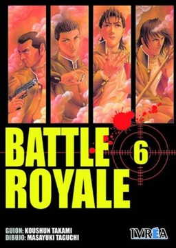 BATTLE ROYALE # 06 DE 15