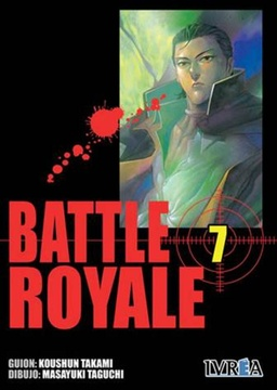 BATTLE ROYALE # 07 DE 15