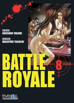 BATTLE ROYALE # 08 DE 15