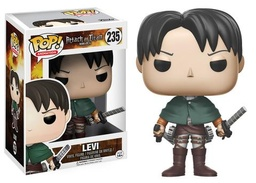 FUNKO POP! ANIMATION ATTACK ON TITAN LEVI