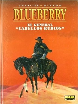 BLUEBERRY # 06 EL GENERAL CABELLOS RUBIOS