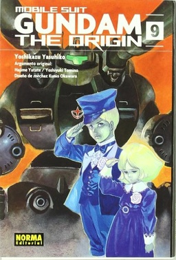 GUNDAM THE ORIGIN # 09