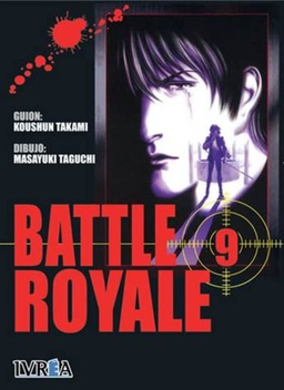 BATTLE ROYALE # 09 DE 15