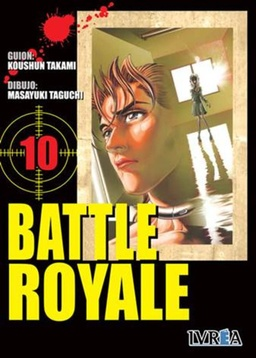 BATTLE ROYALE # 10 DE 15