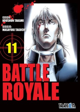 BATTLE ROYALE # 11 DE 15