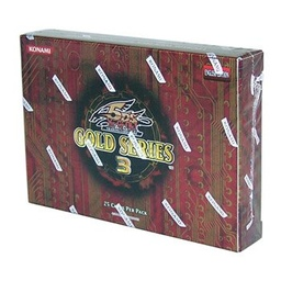 YGO GOLD SERIES - 3 2010 (HB)