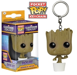 FUNKO POP! KEYCHAIN: GUARDIANS OF THE GALAXY - DANCING GROOT