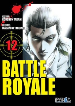BATTLE ROYALE # 12 DE 15