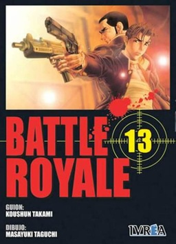 BATTLE ROYALE # 13 DE 15