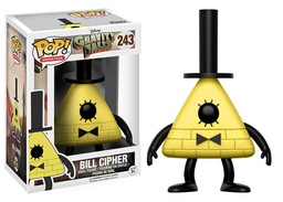 FUNKO POP! ANIMATION: GRAVITY FALLS - BILL CIPHER