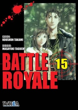 BATTLE ROYALE # 15 DE 15